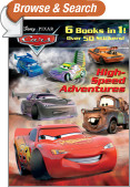 High-Speed Adventures (Disney/Pixar Cars)