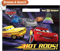 Hot Rods! (Disney/Pixar Cars)