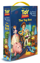 The Toy Box (Disney/Pixar Toy Story) Cover