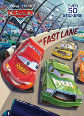 The Fast Lane (Disney/Pixar Cars) Cover