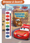 Welcome to Radiator Springs (Disney/Pixar Cars)