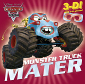 Monster Truck Mater (Disney/Pixar Cars) Cover