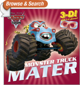 Monster Truck Mater (Disney/Pixar Cars)