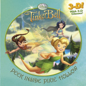 Peek Inside Pixie Hollow (Disney Fairies) Cover
