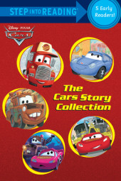 Five Fast Tales (Disney/Pixar Cars) Cover