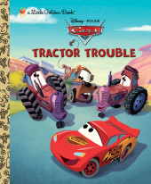 Tractor Trouble (Disney/Pixar Cars) Cover