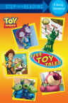 Five Toy Tales (Disney/Pixar Toy Story)