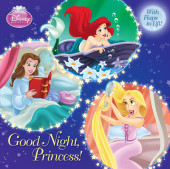 Good Night, Princess! (Disney Princess) Cover