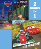 Rematch!/Mater in Paris (Disney/Pixar Cars)