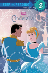 Cinderella (Diamond) Step into Reading (Disney Princess) Cover