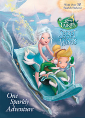 One Sparkly Adventure (Disney Fairies) Cover