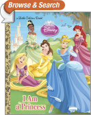 I am a Princess (Disney Princess)