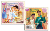 Cinderella's Dream Wedding/Tiana's Royal Wedding (Disney Princess) Cover