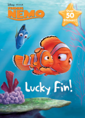 Lucky Fin! (Disney/Pixar Finding Nemo) Cover