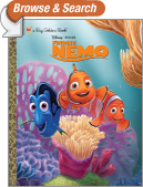 Finding Nemo Big Golden Book (Disney/Pixar Finding Nemo)