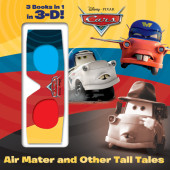 Air Mater and Other Tall Tales! (Disney/Pixar Cars) Cover