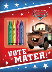 Vote for Mater! (Disney/Pixar Cars) Cover