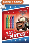 Vote for Mater! (Disney/Pixar Cars)