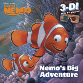 Nemo's Big Adventure (Disney/Pixar Finding Nemo) Cover