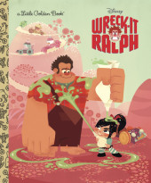 Wreck-It Ralph Little Golden Book (Disney Wreck-it Ralph) Cover