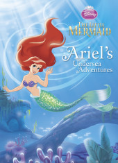 Ariel's Undersea Adventures (Disney Princess) Cover