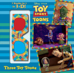 Three Toy Toons (Disney/Pixar Toy Story)