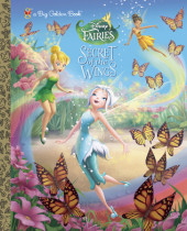 Secret of the Wings (Disney Fairies) Cover