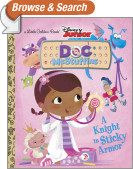 A Knight in Sticky Armor (Disney Junior: Doc McStuffins)