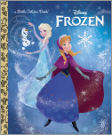 Frozen Little Golden Book (Disney Frozen)