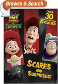 Scares and Surprises! (Disney/Pixar Toy Story)