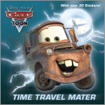 Time Travel Mater (Disney/Pixar Cars)