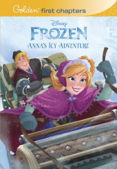 Frozen Chapter Book (Disney Frozen) Cover
