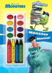 Monster Mania! (Disney/Pixar Monsters University)