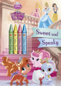 Sweet and Spunky (Disney Princess: Palace Pets)