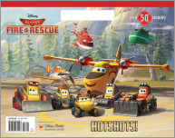 Hotshots! (Disney Planes: Fire & Rescue)