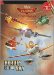 Heroes of the Sky/High-Flying Friends (Disney Planes: Fire & Rescue)