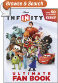Disney Infinity: The Ultimate Fan Book! (Disney Infinity)