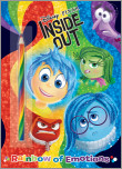 Rainbow of Emotions (Disney/Pixar Inside Out)