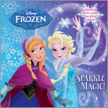Sparkle Magic! (Disney Frozen)