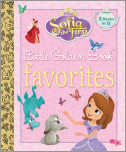Sofia the First Little Golden Book Favorites (Disney Junior: Sofia the First)