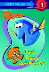Just Keep Swimming (Disney/Pixar Finding Nemo) Cover