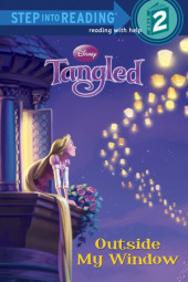 Tangled (Disney Tangled) Cover