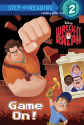 Game On! (Disney Wreck-It Ralph) Cover