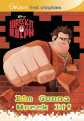 I'm Gonna Wreck It! (Disney Wreck-it Ralph) Cover