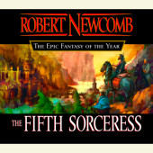 The Fifth Sorceress Cover