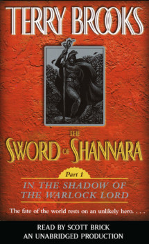 The Sword of Shannara Cover
