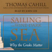 Sailing the Wine-Dark Sea Cover