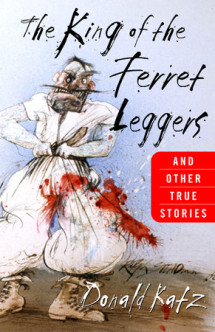 King of the Ferret Leggers Cover