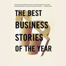 The Best Business Stories of the Year 2002 Cover