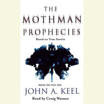 The Mothman Prophecies Cover